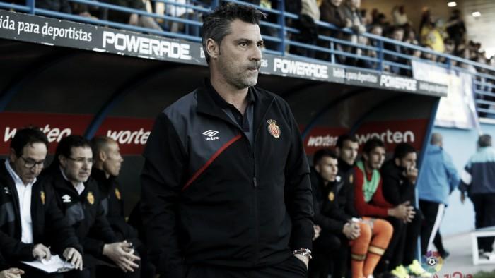 Javier Olaizola es destituido del RCD Mallorca