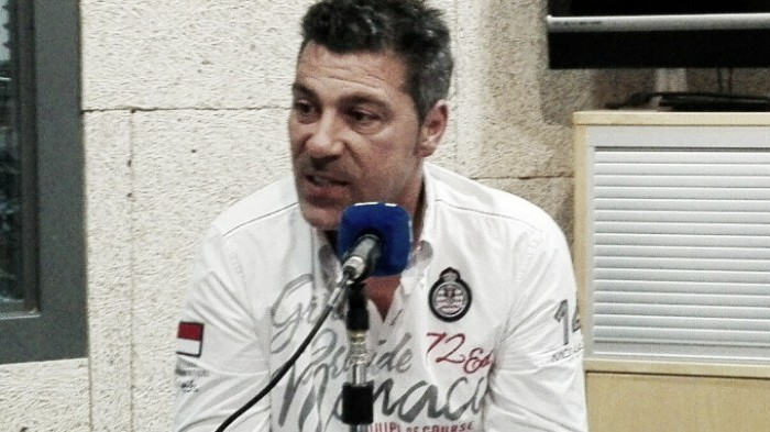 "Olaizola: ""Aquí no interesa hablar del robo que nos pegaron en Murcia"""
