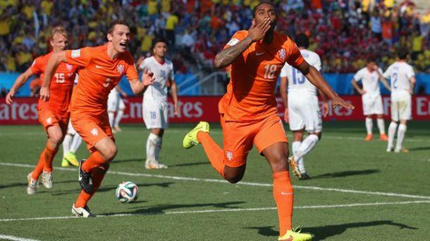 L'Olanda batte il Cile ed è prima nel gruppo B