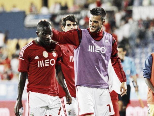 Benfica: Nélson Oliveira condenado aos empréstimos, Ola John preterido