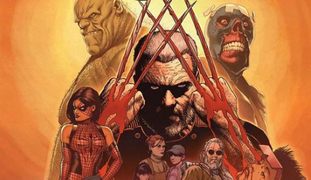 """Comic Book Wednesday """"Old Man Logan"""" Review"""