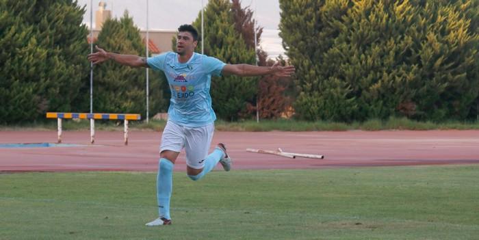 Empate en Santo Domingo entre CD El Ejido y Almería B