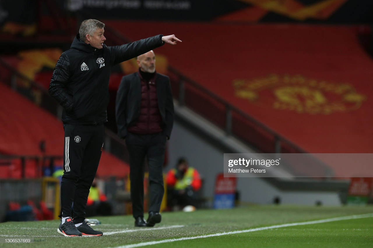 AC Milan vs Manchester United: Quotes from Ole Gunnar Solskjaer's pre-match press conference