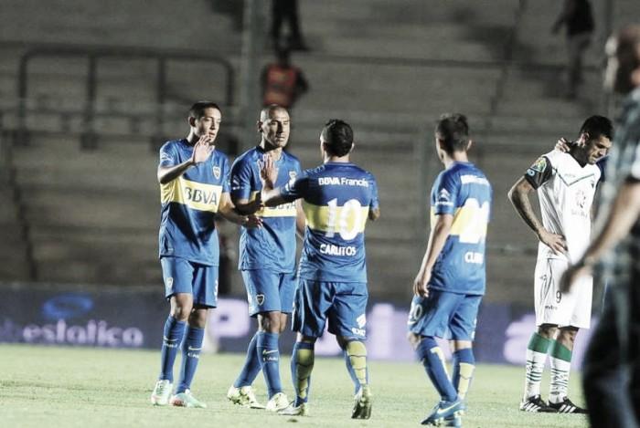 San Martín (SJ) 0-1 Boca Juniors: Puntuaciones de la salvación