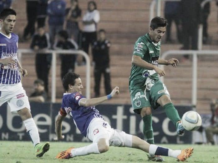 Sarmiento 0-0 Godoy Cruz: no se sacaron ventajas