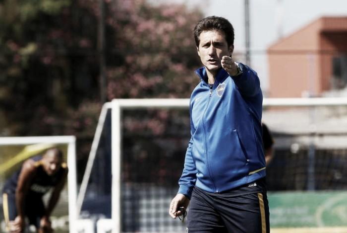"Barros Schelotto: ""No podemos prometer la Libertadores"""