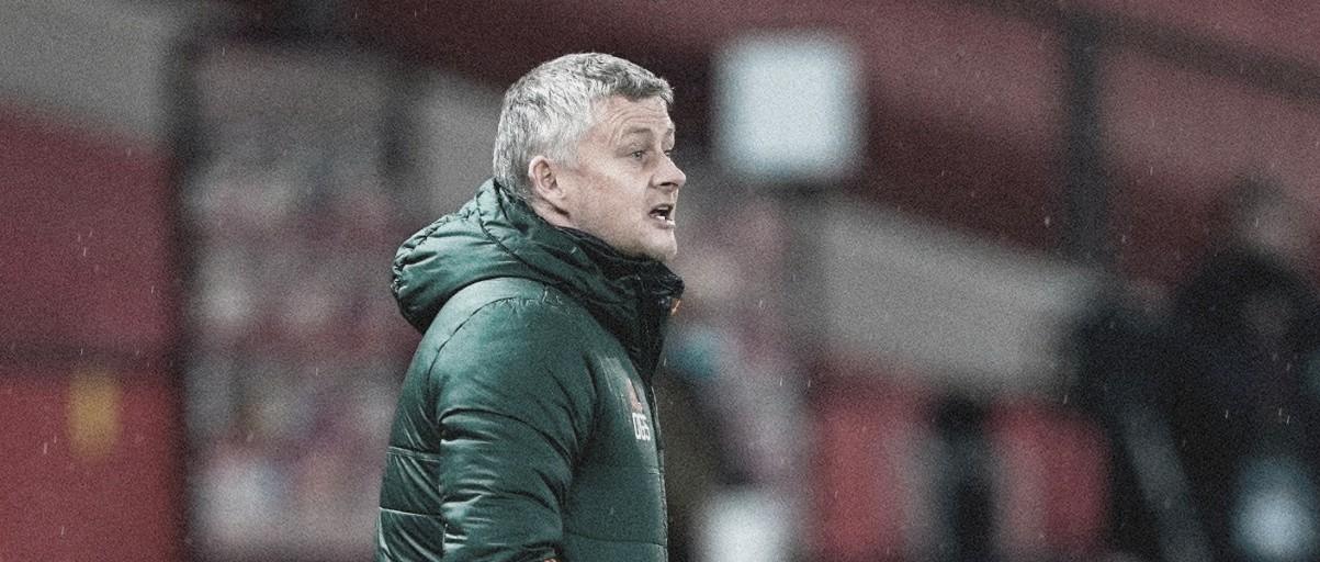 """Solskjaer lamenta derrota do Man United para lanterna da Premier League: """"Faltou inspiração"""""""
