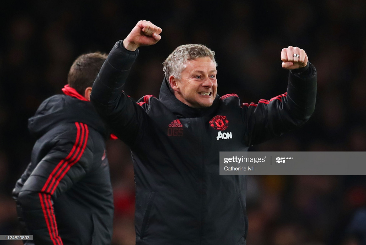 We are in the business to win, says Manchester United boss Ole Gunnar Solskjaer