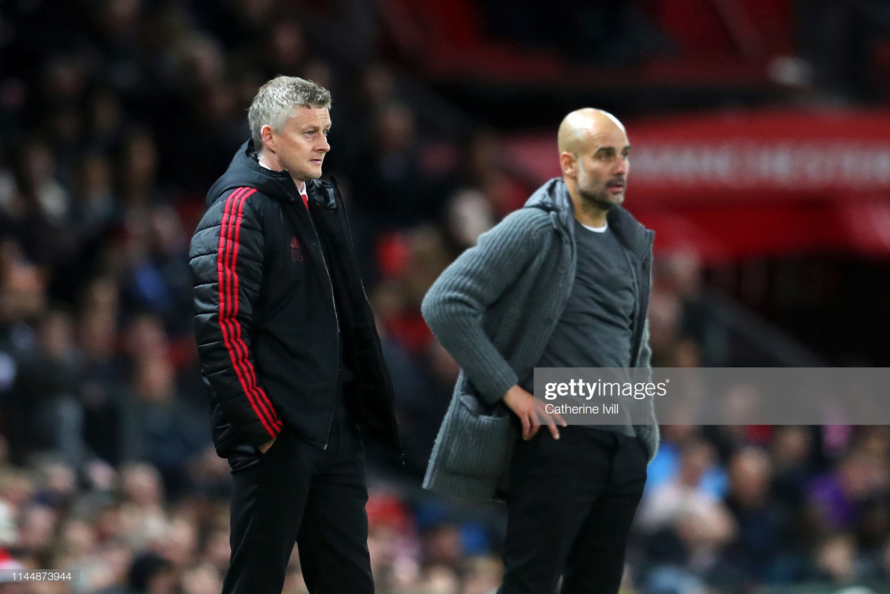 Manchester City vs Manchester United Preview: Injury hit sides seek bragging rights