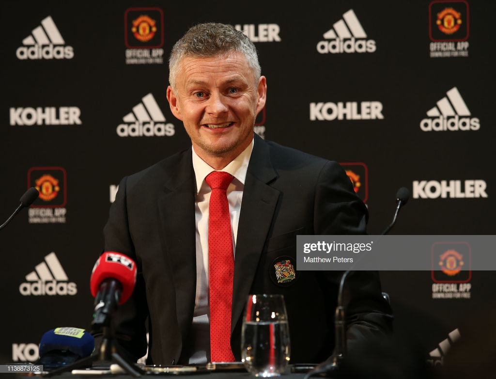 Manchester United cannot waiver and must back Solskjaer long term