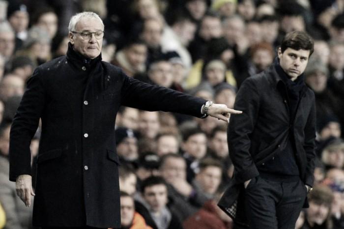 Leicester City - Tottenham: A la tercera va la vencida