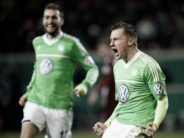 El Wolfsburgo sigue de dulce