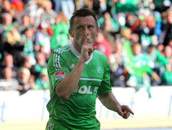 Nueva decepción del Wolfsburgo