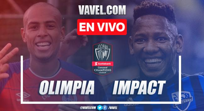 Gol y resumen del Olimpia 0-1 Montreal Impact en Concachampions 2020