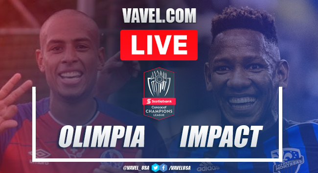Goal and Highlights: Olimpia 0-1 Montreal Impact in Concacaf Champions League 2020