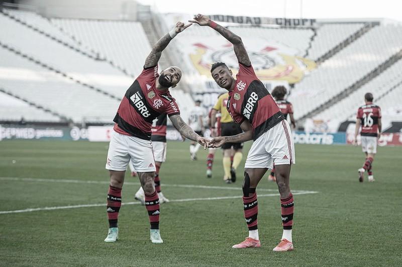 Em bom momento, Flamengo enfrenta Olimpia nas quartas de Libertadores