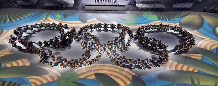 O espírito olímpico contagiou o Brasil