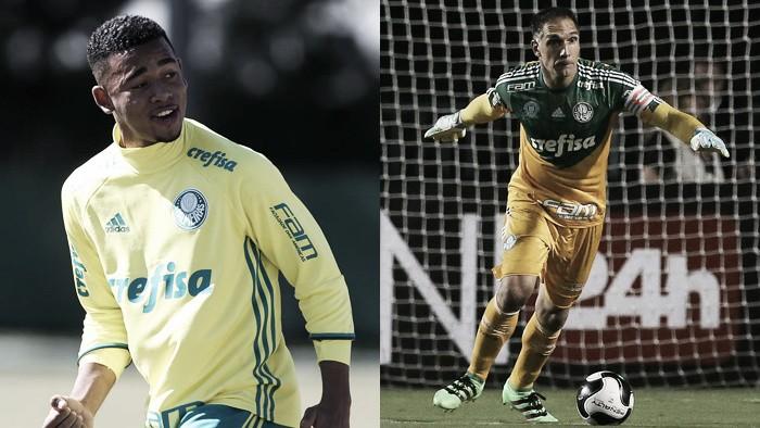 Fernando Prass e Gabriel Jesus são convocados para disputa da Olimpíada no Rio