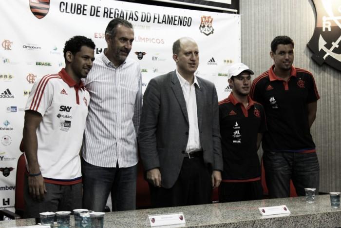 Flamengo apresenta melhorias e lamenta dificuldades olímpicas no último triênio