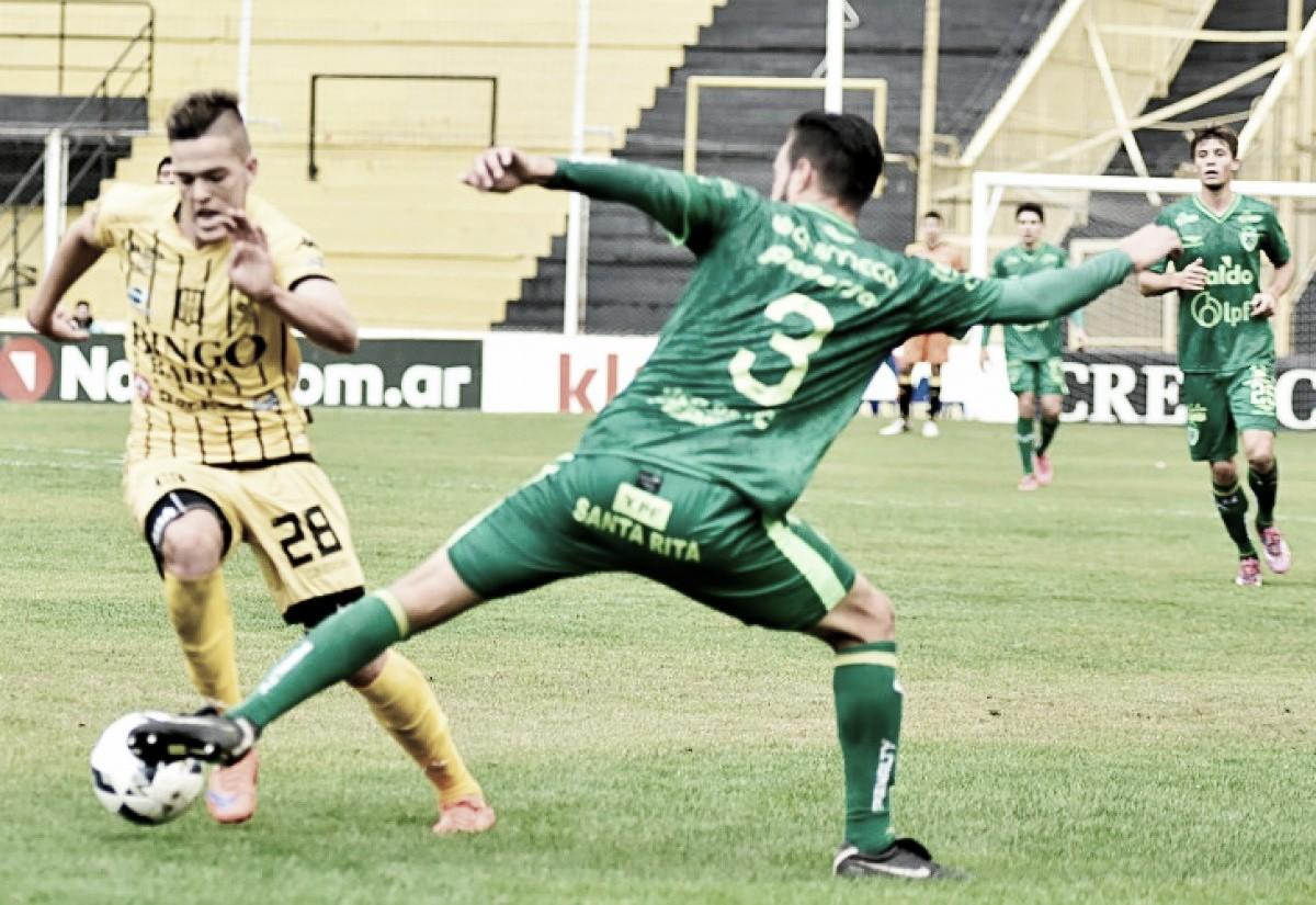 Olimpo - Sarmiento: casi casi