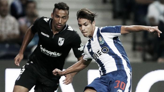 FC Porto regresa a la senda del triunfo ante Vitória de Guimarães