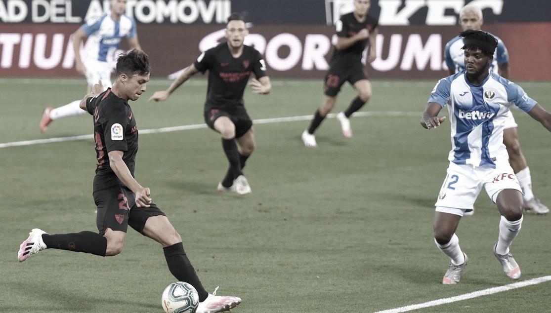 Análisis post Leganés - Sevilla: vuelta a la victoria a costa de un hundimiento