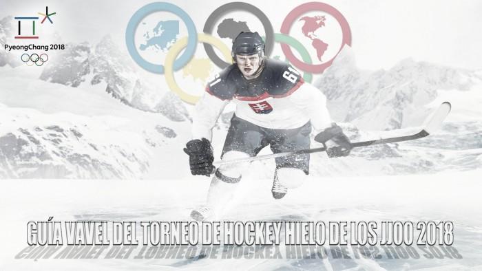 Guía VAVEL del torneo de hockey hielo de los JJ.OO. de PyeongChang 2018