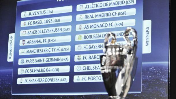 Sorteggio Champions: la Juventus pesca il Borussia Dortmund