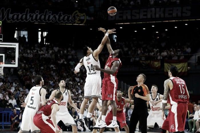 Olympiacos Piraeus - Real Madrid: otro duelo mítico
