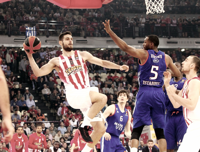 Turkish Airlines Euroleague - Prova di forza per l'Olympiacos, che strapazza l'Efes (87-72)