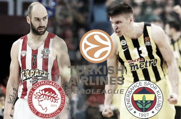 Turkish Airlines EuroLeague - Scocca l'ora della finale, Olympiacos e Fenerbahce per la gloria