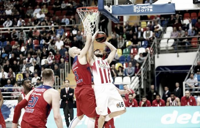 Turkish Airlines Euroleague - Olympiakos alla ricerca del quarto titolo