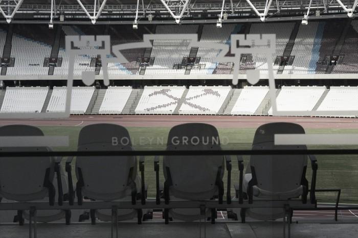 "West Ham will make Olympic Stadium a ""fortress"", says Antonio"