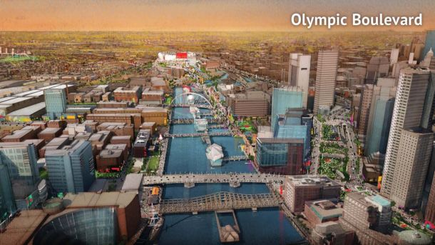 Boston Releases Revised 2024 Olympic Bid
