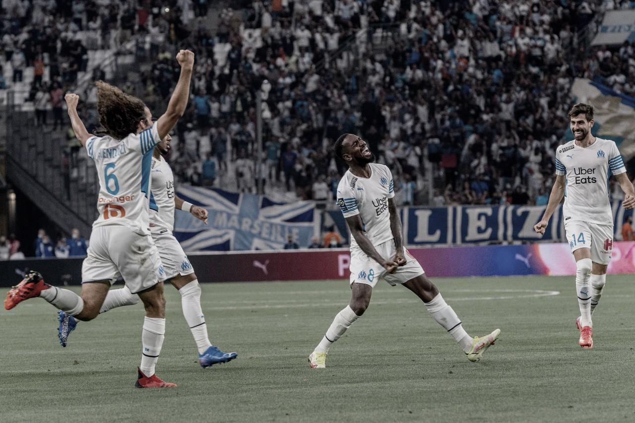 Com gol de Gerson, Olympique de Marseille vence clássico contra Saint-Étienne
