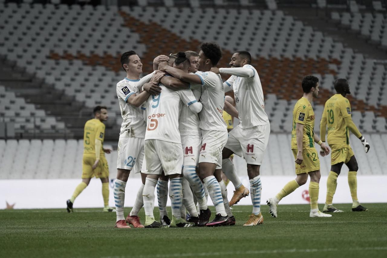 Foto: Divulgação/Olympique de Marseille