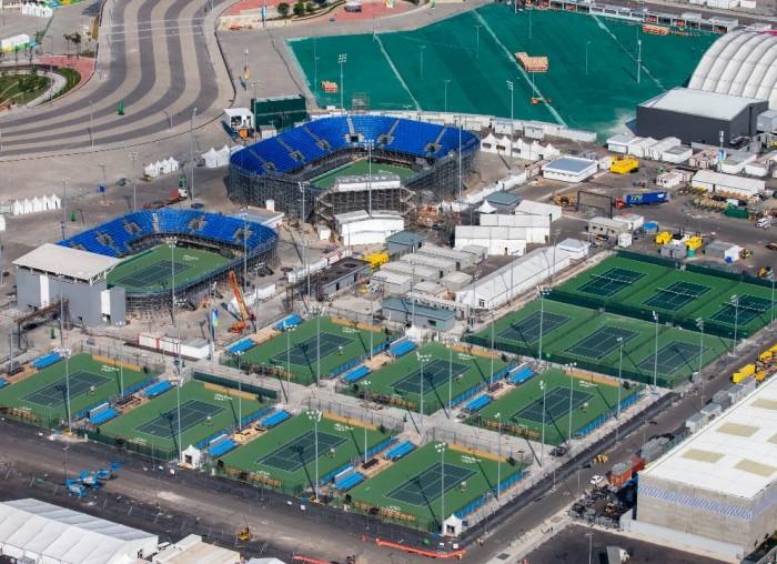 Rio 2016, il programma del torneo di tennis femminile