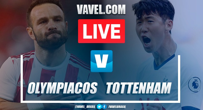 Olympiacos vs Tottenham: Live  Updates Champions League 2019 (2-2)