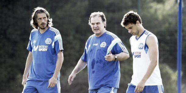 Lucas Mendes se diz impressionado com treinamentos de Bielsa no Marseille