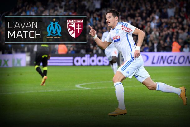 OM-METZ : Les compostions probables