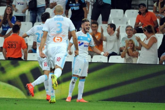 Marseille vence Lorient e conquista os primeiros pontos na Ligue 1