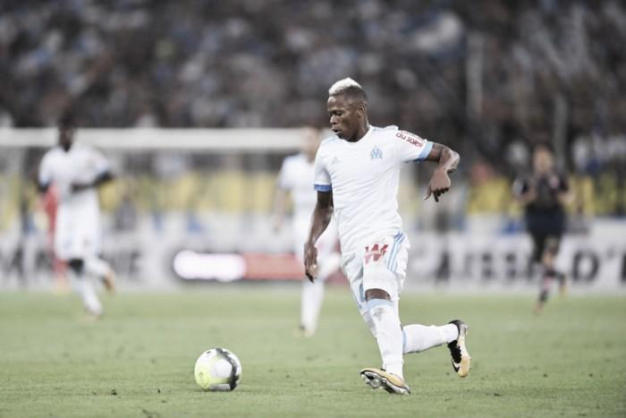 N'Jie marca duas vezes e Olympique de Marseille vence Dijon no Vélodrome