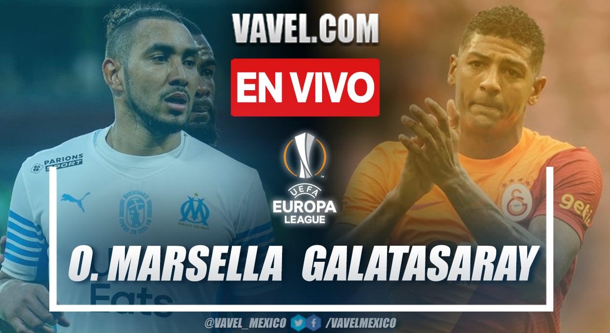 Resumen: Marsella 0-0 Galatasaray en UEFA Europa League 2021-22