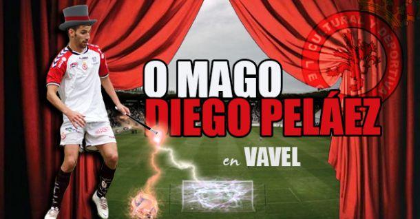 """Entrevista. Diego Peláez: """"Sabemos tratar bien el balón, pero nos adaptamos a todo"""""""