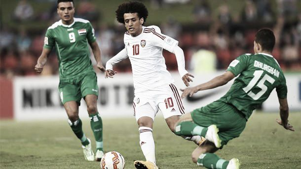 Iraq 2-3 United Arab Emirates: UAE take home bronze after superb tournament