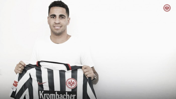 Volante espanhol Omar Mascarell é o novo reforço do Eintracht Frankfurt