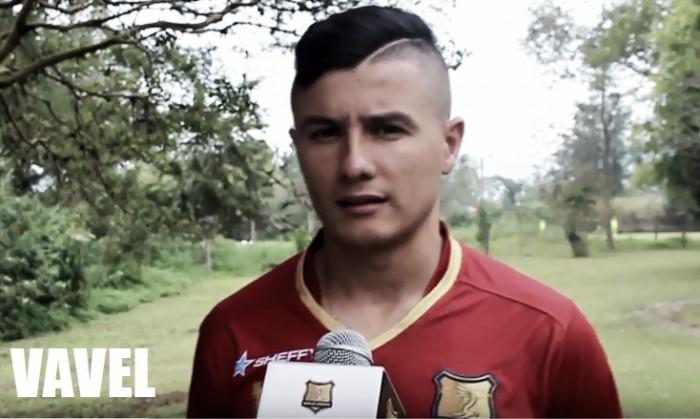 """""""Sería muy lindo poder marcar, hace mucho que no lo hago"""": Omar Vásquez"""