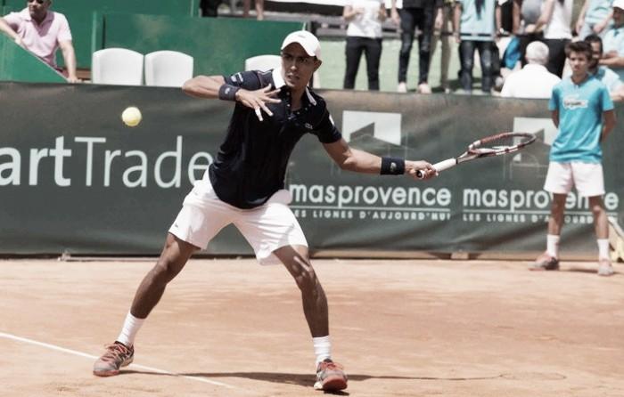 Challenger de Blois: Monteiro mantém boa fase e Clezar decepciona na segunda rodada