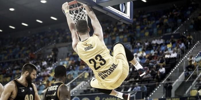 Alen Omic es elegido MVP de la jornada en Liga Endesa