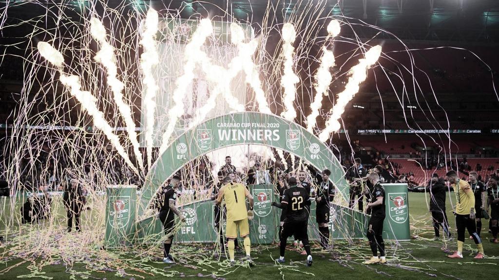 Em decisão intensa, Manchester City vence Aston Villa e fatura sétima Copa da Liga Inglesa